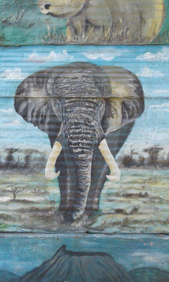 Rift Valley Artwork, Safari