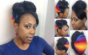 Image result for natural hair head wraps scarves   – Your Pinterest Likes – #hai…   – Head Wraps