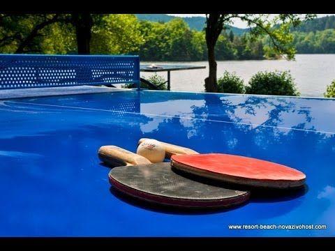 Dovolená v Resort Beach Nová Živohošť-Slapy