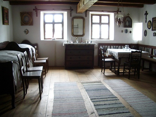 1000 images about interior of old slavic house on pinterest facebook royalty free stock - Romanian peasant houses ...