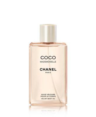 CHANEL COCO MADEMOISELLE Velvet Body Oil | macys.com