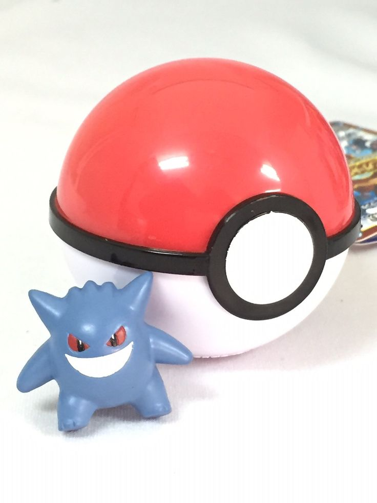 Product Name : POKEMON Get Collections XY&Z Manufacture : Takara Tomy / Pokemon Condition : Brand New Include : POKEMON Get Collections XY&Z Shiny Gengar & Monstar Ball x 1 Ball Size: Diameter 5.0cm