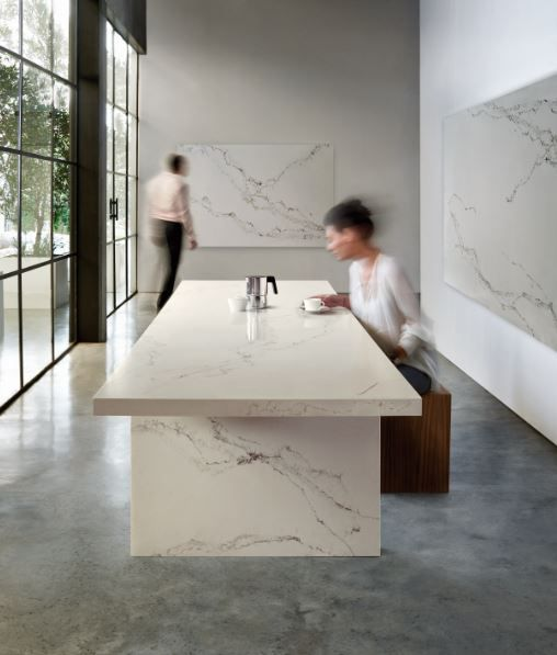 The latest Supernatural design has arrived. With its unique and striking veins, 5111 Statuario Nuvo is destined to be a modern classic. Discover Statuario Nuvo for your self. http://www.caesarstone.ca/newcolours2015/#!statuario