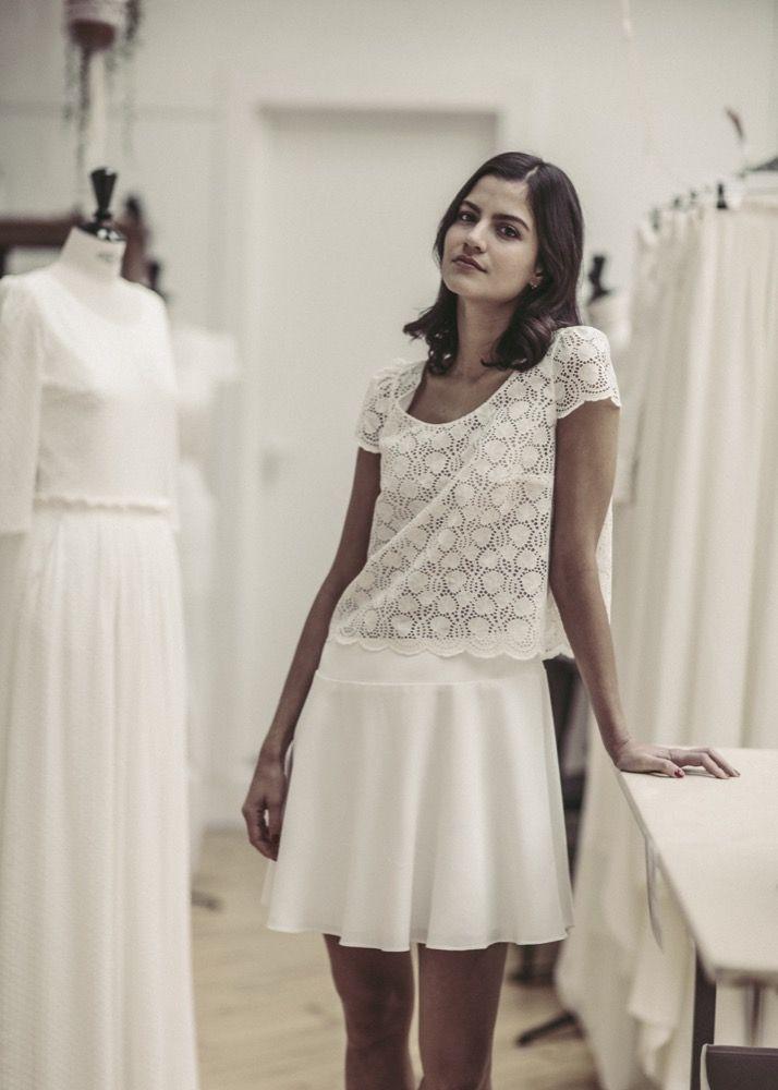 ... de - ROBES DE MARIEE - sur Pinterest  Robes, Mariées et Robes de