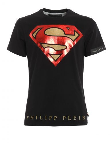 PHILIPP PLEIN Philipp Plein  Super Philipp T-Shirt. #philippplein #cloth #https: