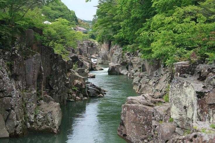 四季折々の美しい景色を見ながらの舟下り『猊鼻渓』 | wondertrip 旅行・観光マガジン