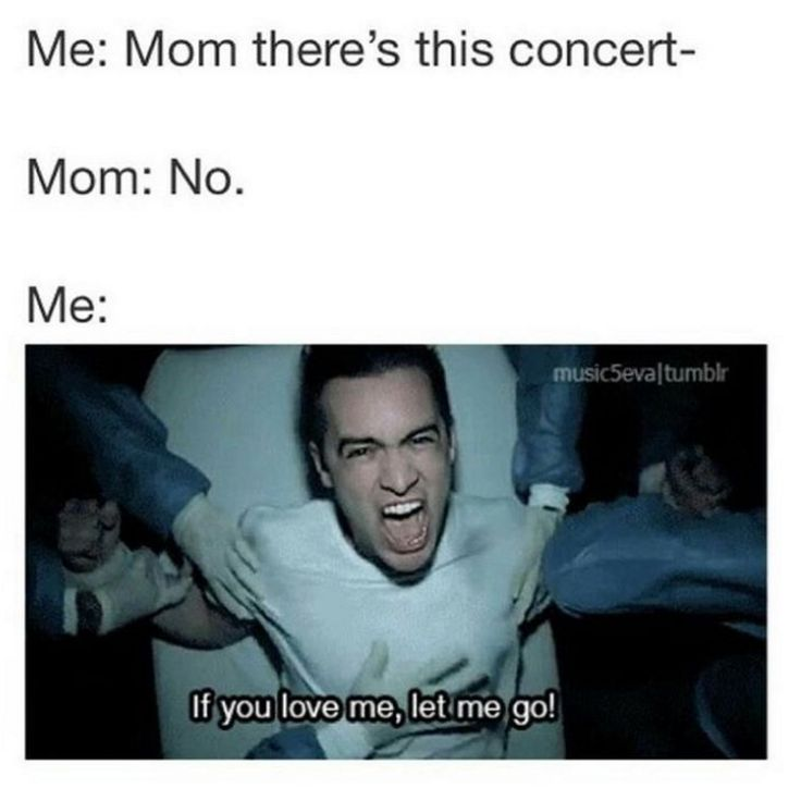 No mom, it's not just a phase!