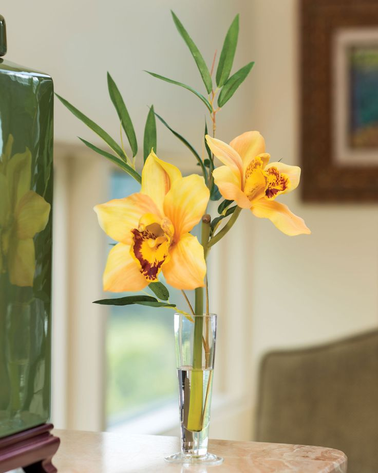 7 best images about Simple Silk Floral Centerpieces on