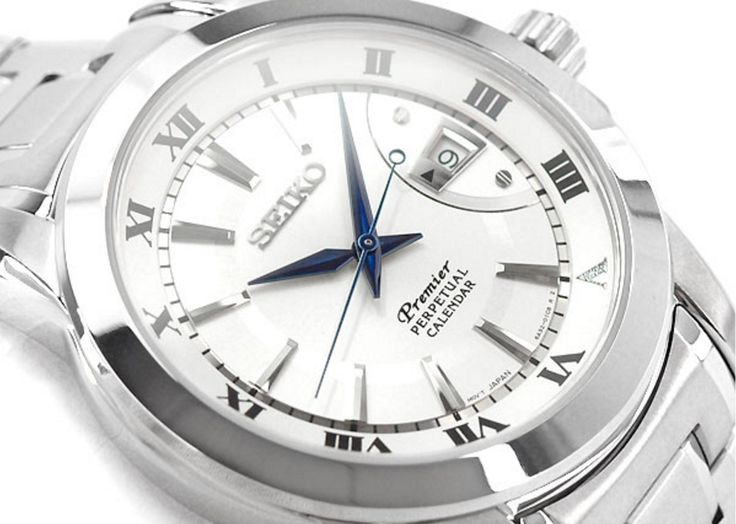 12 best images about seiko premier perpetual on pinterest quality watches perpetual calendar