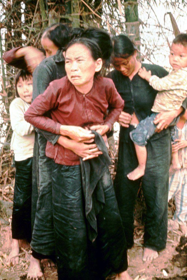 My Lai Massacre 1968