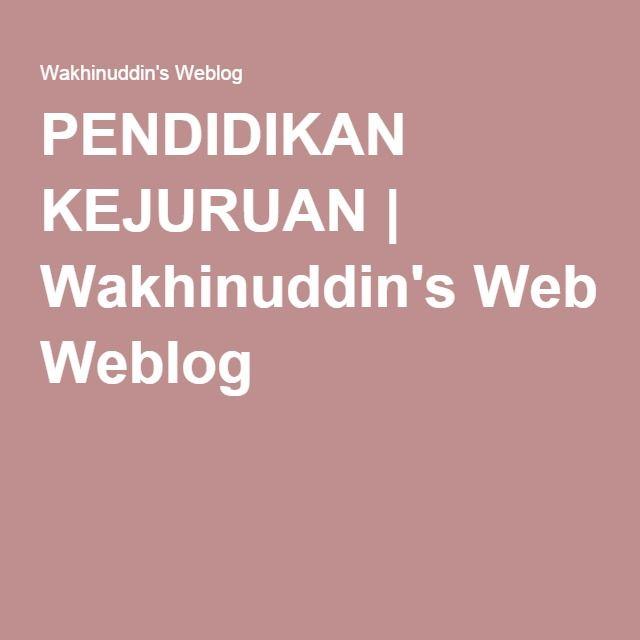 12 best skripsi images on pinterest software instruments and tools pendidikan kejuruan wakhinuddins weblog fandeluxe Images