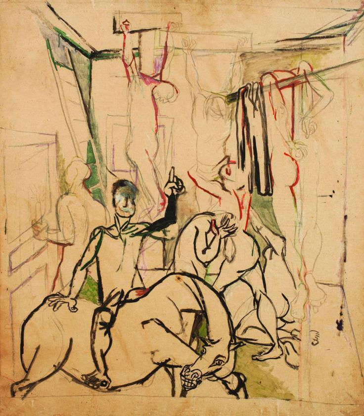 Guttuso - CoSA | Contemporary sacred Art