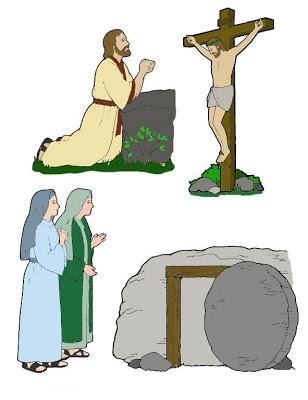 Goede vrijdag en Pasen