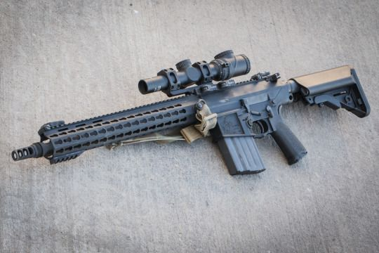 Knight's Armament SR-25 ACC.