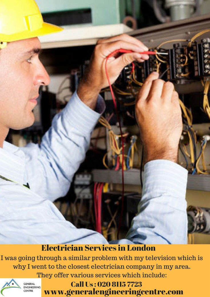 Electronics are found in every home, office, and school. Electronics have to be maintained all year round. Since it is a machine, problems can occur quite often. Which is why we need electricians to fix the wires and other electronic appliances Call @General Engineering Centre at 020 8115 7723 now #HomeAppliancesElectronics