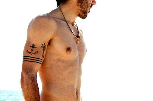 Bedeutung von Tattoo-Motiven: Anker