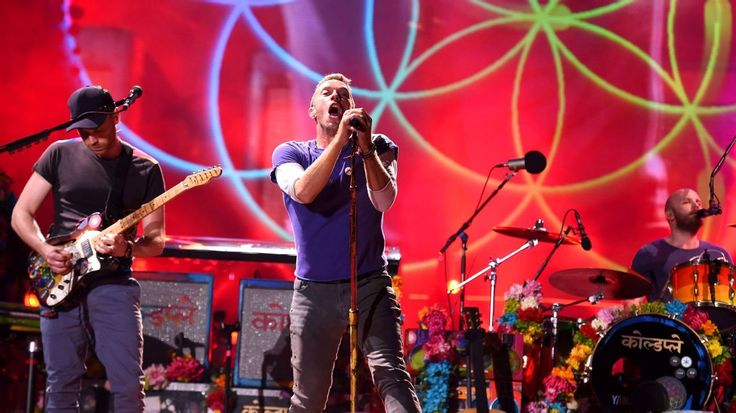 With Coldplay at Gillette Stadium, Tom Brady is ready to rock out