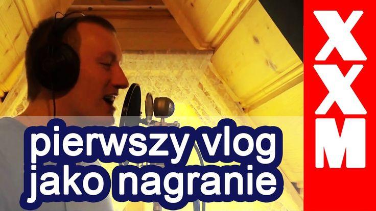 Polski rap producent, mój pierwszy vlog / XXM #1