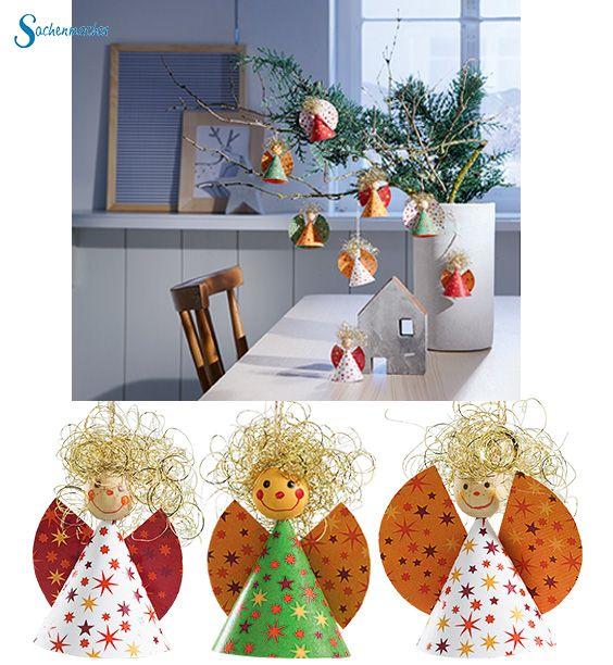 25 einzigartige engel basteln mit kindern ideen auf pinterest kinder basteln engel engel und. Black Bedroom Furniture Sets. Home Design Ideas