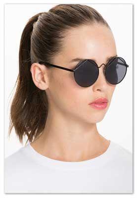 de runde Wild Child solbriller til det funky look