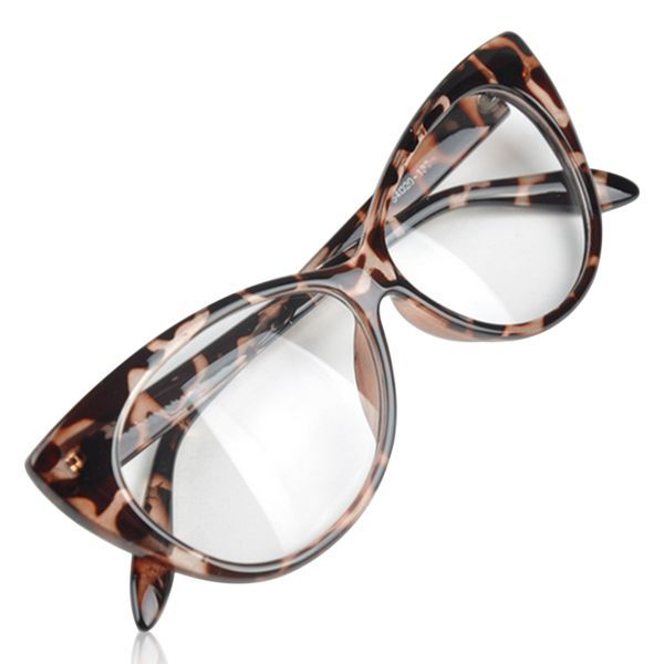 Sensual La Mia Cara Jewelry - Unique and Assertive These glasses are fantastic for reading. The frame has been designed with a cat eye look, and they can become a distinctive markup of a woman persona