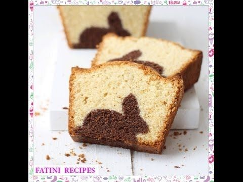 Пасхальный кекс Шоколадный Заяц