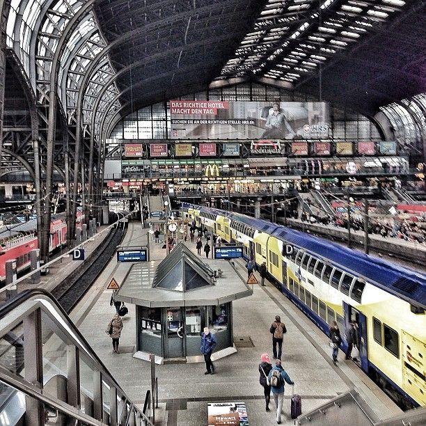 Hamburg Hauptbahnhof in Hamburg