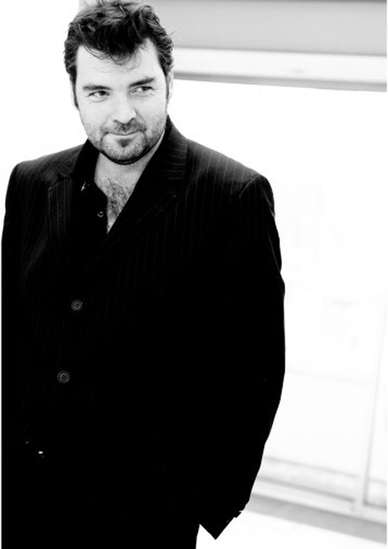 Brendan Coyle--great British character actor! North and South as Mr. Higgins, in Downtown Abbey as Mr. Bates.