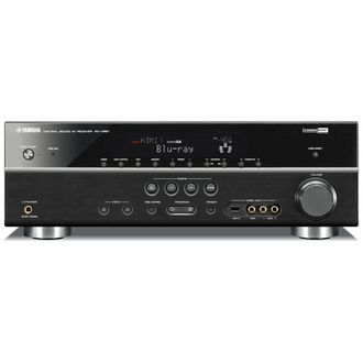 Yamaha RX-V667  7.2 surround sound with pre-outs