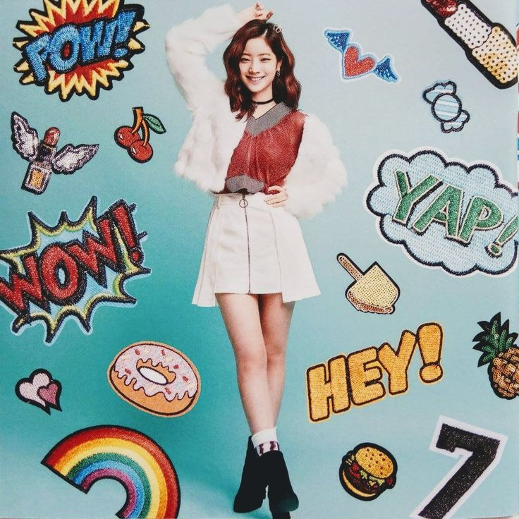 Twice-Dahyun Japan 2nd Single #CandyPop