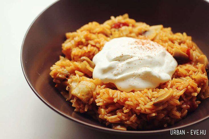 Bácskai rizses gomba