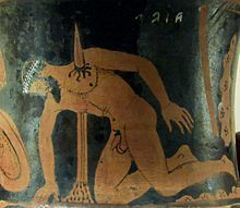 Trojan War: Ajax suicide. Some scholars suggest that Homer's portrayal of the actions and subsequent suicide of Ajax is the earliest known description of post traumatic stress syndrome.