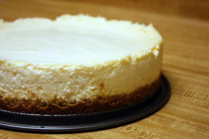 Eggless Cheesecake Wow this was amazing, especially for eggless!!!
