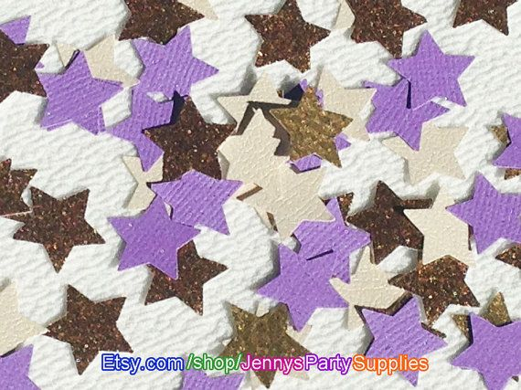 """250 PCS of """"Twinkle Stars"""" in the colors of your choice"""