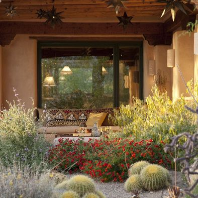 Arizona · Courtyard · Desert Landscape Design, Pictures, Remodel, Decor and Ideas