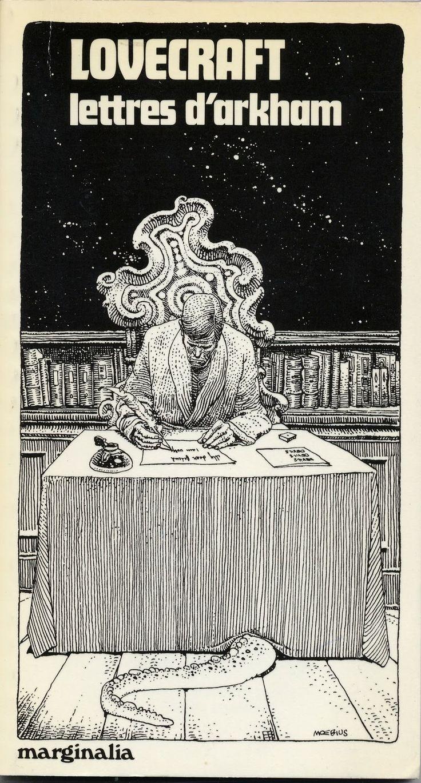 Lovecraft - Lettres d'Arkham