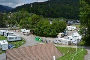 Area Attrezzata Camper Zocchet di Tonadico #giropercampeggi #campeggi #camper #tenda