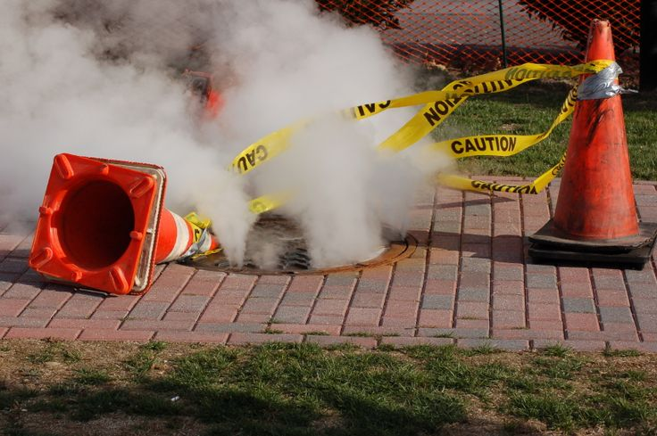 Exploding Manhole Covers Threaten Business Trade