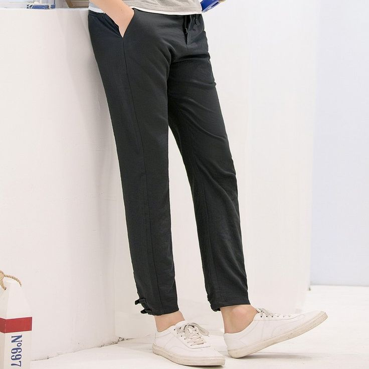 ==> [Free Shipping] Buy Best 2017 Korean Style Fashion Brand Designer Male Harem Pants Grey Casual Skinny Pants for Men Leggings Trousers Straight 2W19V114 Online with LOWEST Price   32831155156