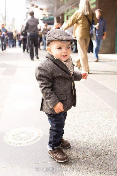 oh my dear he is cuuuute! #FASHION #KIDS #TRENDS