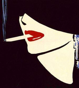 René Gruau mito dell'illustrazione per la moda