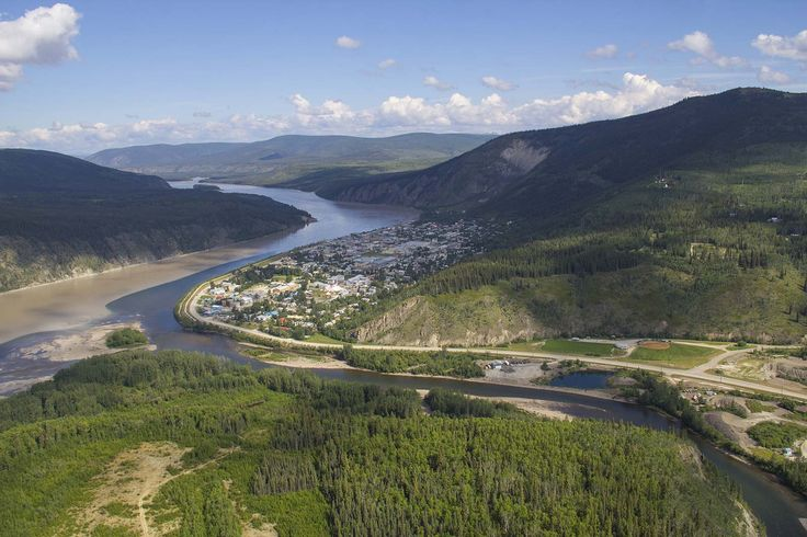 Dawson City, Yukon...home of the Great Klondike Gold Rush...is a beautiful, historic and unique destination for meetings.