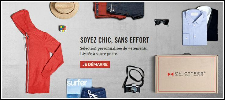 On aime sur Midipile : le site Chictypes.com, le personnal shopper de Monsieur !  http://blog.midipile.com/post/88649504705/chic-types-la-solution-shopping-pour-les