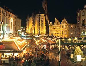 Goldener Lichterglanz & historisches Ambiente...