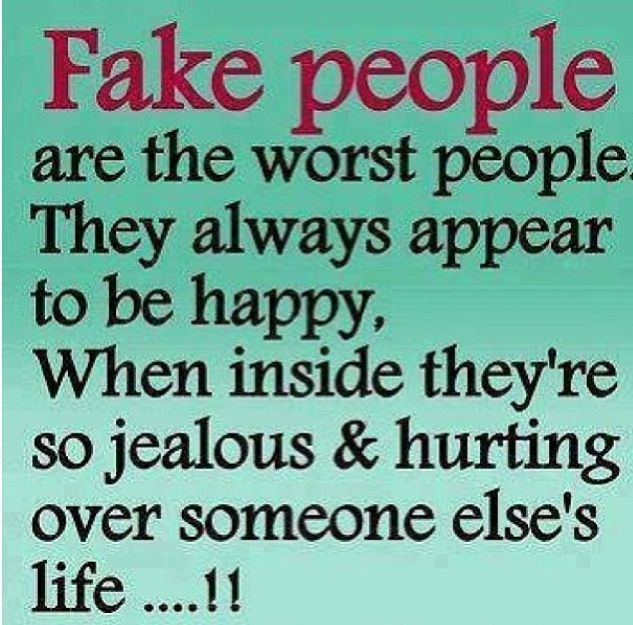 Quotes About Fake Ass People: 17 Best Images About Quotes I Live By On Pinterest