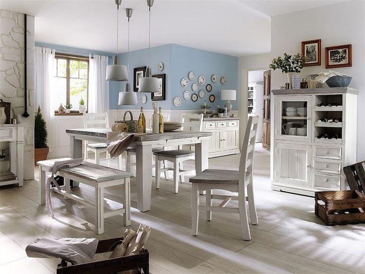 18 besten Wohnzimmer Inspiration Bilder auf Pinterest Wohnzimmer - landhausstil wohnzimmer weis