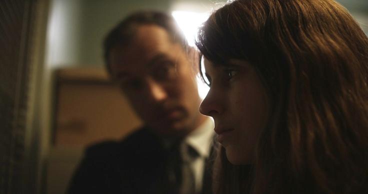 #EffettiCollaterali - #JudeLaw e #RooneyMara in una scena del thriller diretto da #StevenSoderbergh. Dal 1° Maggio #AlCinema.