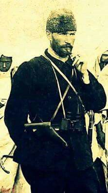 Captain Mustapha Kemal