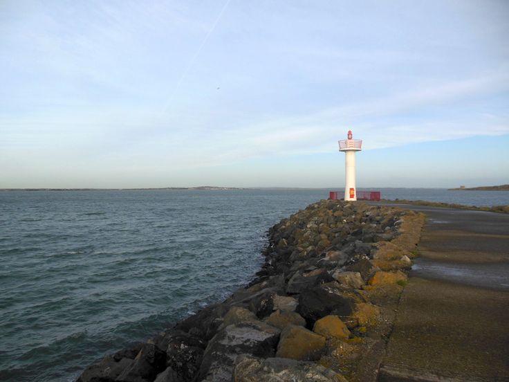 Ontsnappen aan het drukke stadsleven van Dublin. Dat doe je het best in Howth. Op slechts een half uur van centrum Dublin sta je middenin de natuur.