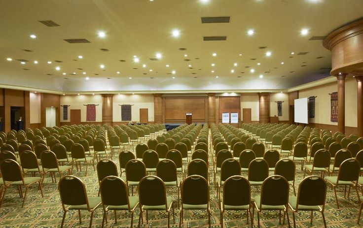 Marina Convention Center Batam, Theater Style